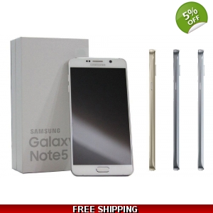Samsung Galaxy Note 5 Duos N920CD 32GB 4G Dual Sim Phone Unlocked