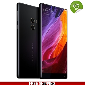Xiaomi Mi Mix 256GB 6GB Ram 16MP Black Dual Sim ..
