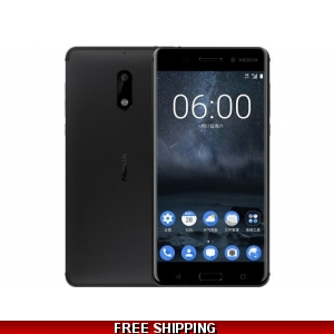 Nokia 6 TA-1003 64GB 16MP 4GB RAM Dual Sim Phone Unlocked