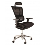 Mirus Mesh back office chair with adju..