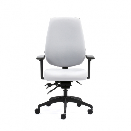 AQ300 Quattro moulded high back office chair