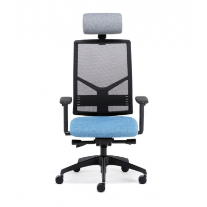 IS250 Activ i-SIT mesh high back task office chair with headrest