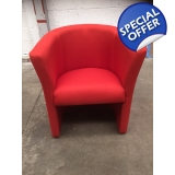 KB1S Klub single seat reception tub ch..