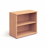 Impulse 800mm High Bookcase c/w 1 shelf