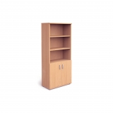 Impulse 2000mm High Open Shelf Cupboard