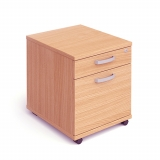 Impulse 2 Drawer Mobile Pedestal