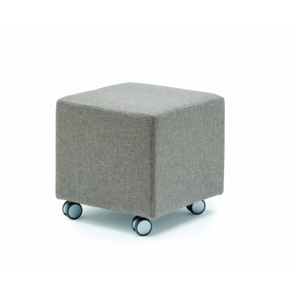 MORSE Morse square reception/ breakout stool on castors