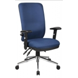 High back posture task office chair wi..
