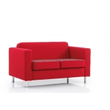 DO2 Dorchester twin seat reception sofa