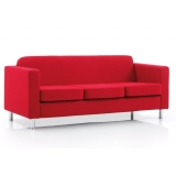DO3 Dorchester three seat reception sofa
