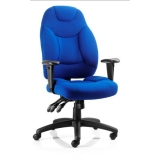 Ergonomic high back task office chair