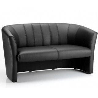 Twin seat reception/ breakout tub sofa