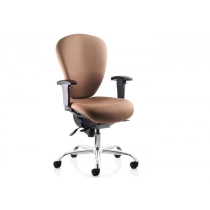 SP1 Heavy Duty Sphere 40 stone high back office chair