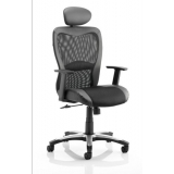Managers mesh high back office chair w..