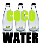 Young Coconut Water - TOPOLINO 300ml Glass Bottle