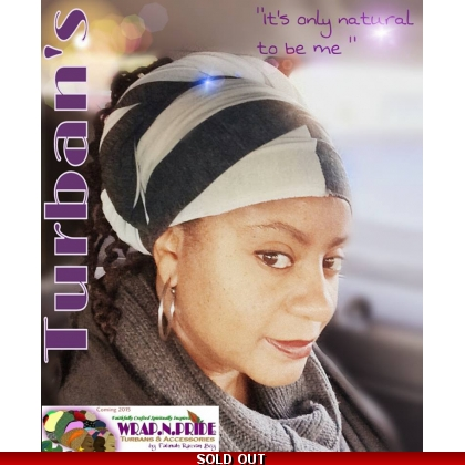 Wrap N Pride Turban