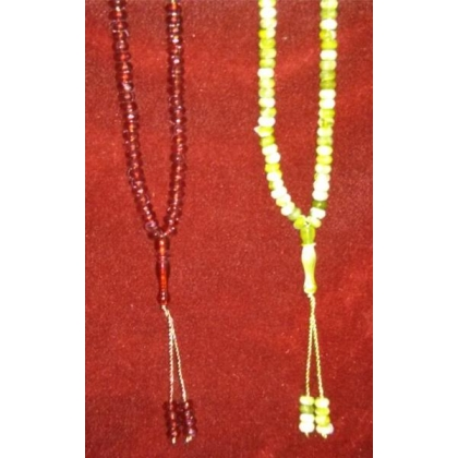 Peace & Love Moorish Islamic Prayer Beads