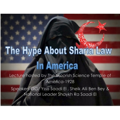 The Hype About Sharia Law in America