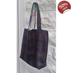 BAGS - Shopping Bags - Wool Check