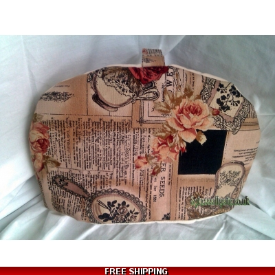 HOMEWARE - Tea Cosy linen