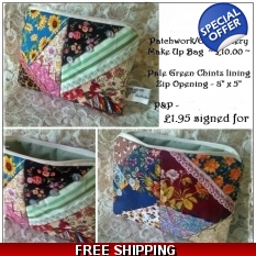 MAKE UP BAGS/ GIFT SETS - Make Up Bags