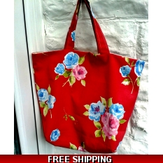 BAGS - Shopping Bags - Cotton