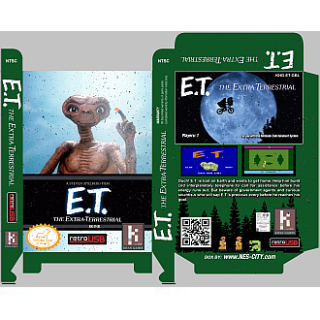 E.T. The Extra Terrestrial *Manual Ava..