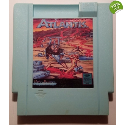 Escape from Atlantis Cart Only