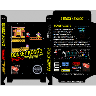 Donkey Kong 2 *Manual A..