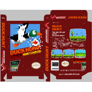 Duck Hunt - Famicom Ada..