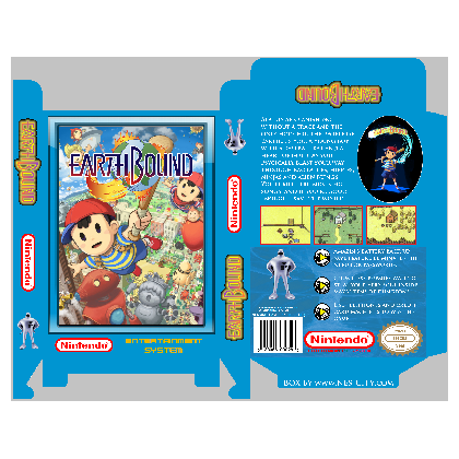 Earthbound - *Manual Available*