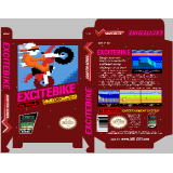 Excitebike - Famicom Adaptor Series