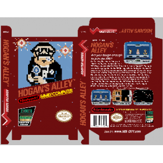 Hogan's Alley - Famicom..