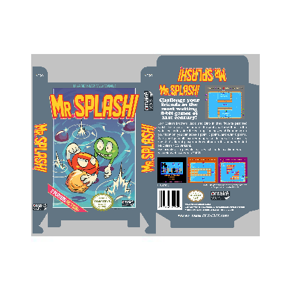 Mr. Splash