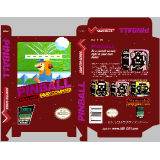 Pinball - Famicom Adaptor Series