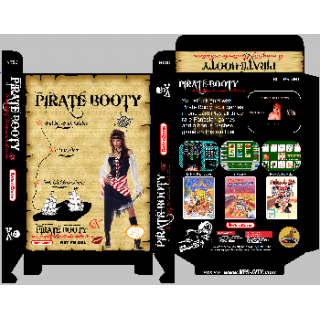 Pirate Booty *Manual Av..