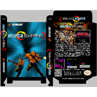 Super Contra 7 *Manual Available*