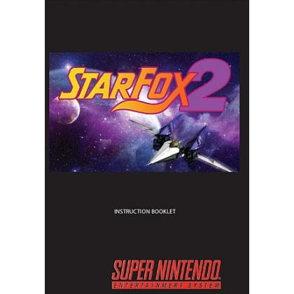 star fox 2 manual rh nes city com Star Fox Leon Star Fox 64