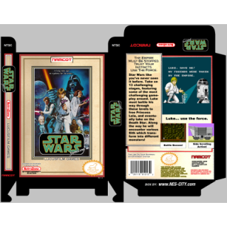 Star Wars Famicon