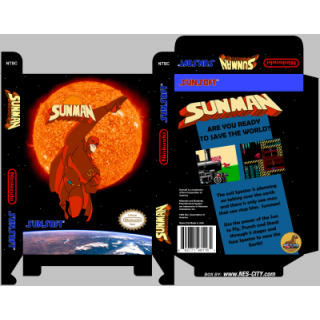 SunMan *Manual Available*