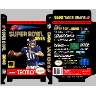 Super Tecmo Bowl 2013 *..