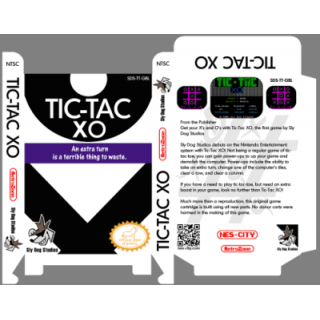 Tic-Tac XO *Manual Available*