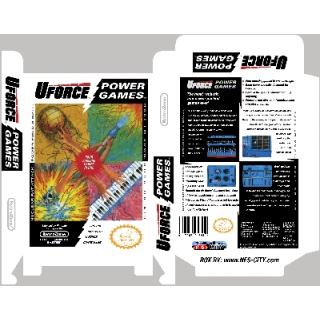 U-Force Power Games