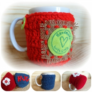 49 - Mug Hug Coffee Cozy