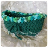 46 - Cocoon or Baby Bowl Crochet Pattern