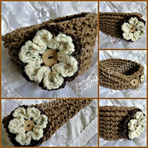 48 - Ladies Chunky Ear Warmer