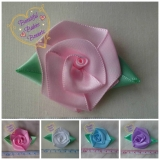 10 Open Roses XL