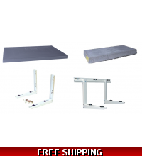 Outdoor Unit Mounting Options For Mini Split Systems