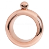 Hip Flask Bangle in Gift Box - Rose Gold