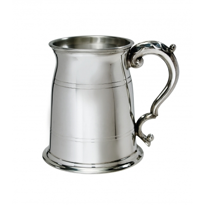 Old London Pewter Tankard - 1 Pint